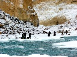 Chadar Trek - 11 Days 10 Nights (Ex Leh)