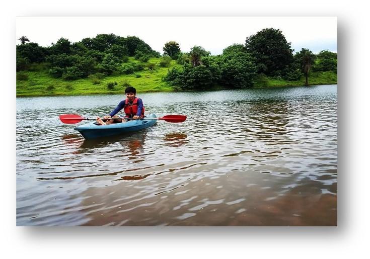 Koyna Backwaters